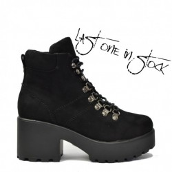 KF Footwear Mona S0008-1 Black