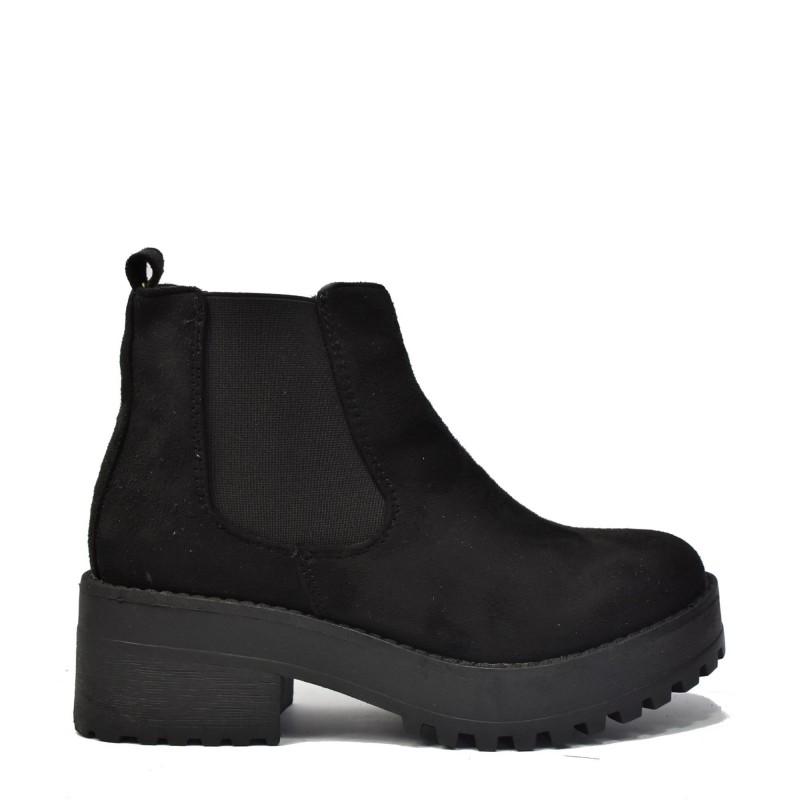 KF Footwear ND25 Black