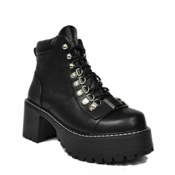 Dr Martens 1460 Vegan Cambridge Brush Cherry Red