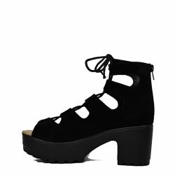 KF Footwear DK1 Black