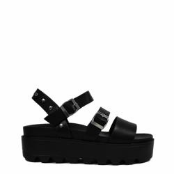 Koi Footwear DK1 Black Koi Footwear - 5