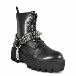 KF Footwear Justine Black