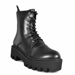 KF Footwear Justine Black