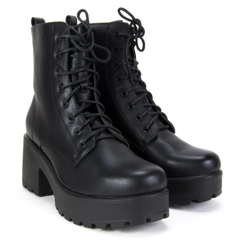 Koi Footwear ND51 Black Koi Footwear - 1