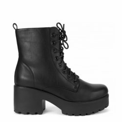 Koi Footwear Ana Black Koi Footwear - 1