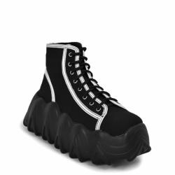 Koi Footwear Vela Black Koi Footwear - 1