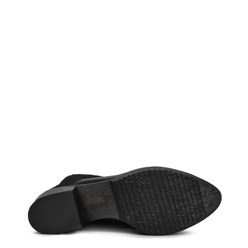 Koi Footwear BF17 Black Koi Footwear - 1