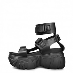 Dr Martens 1461 Vegan Silver Chrome Paint Metallic DR. MARTENS - 4