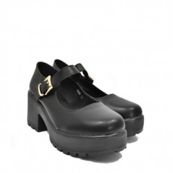 KF Footwear BA1 Black/Yellow