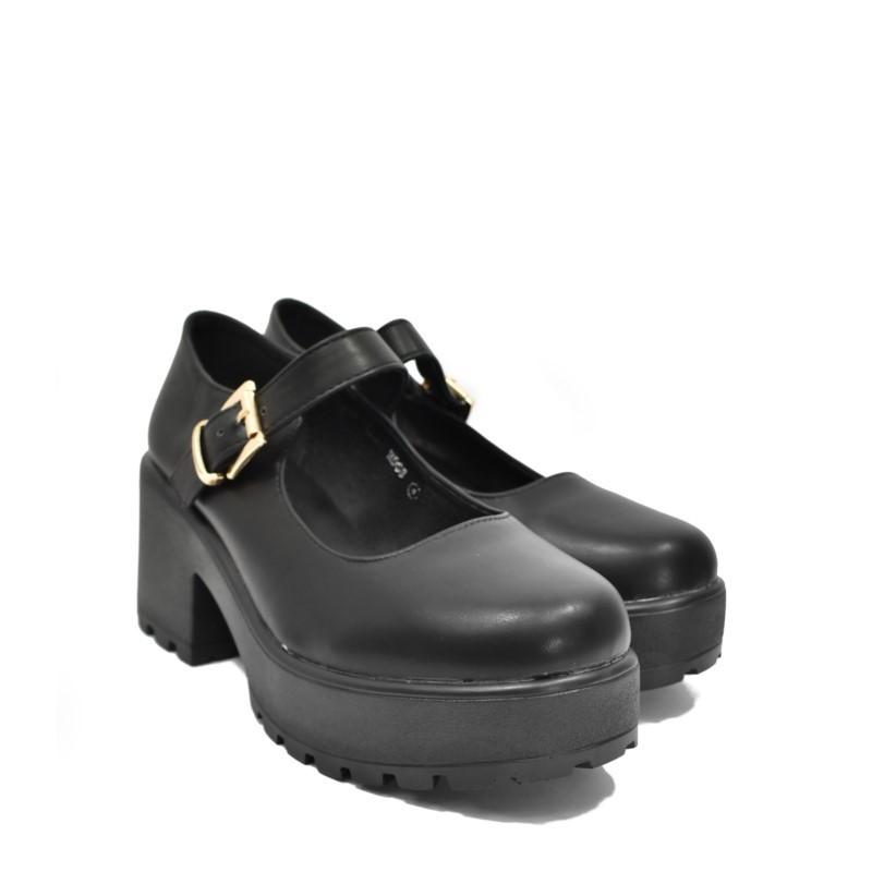 KF Footwear BA1 Black/Yellow