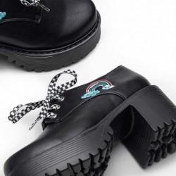 Koi Footwear ND95 Black Koi Footwear - 3