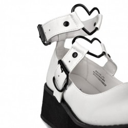Dr Martens Jadon Black Smooth
