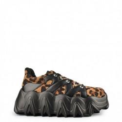 Koi Footwear NN B16 Black Koi Footwear - 3