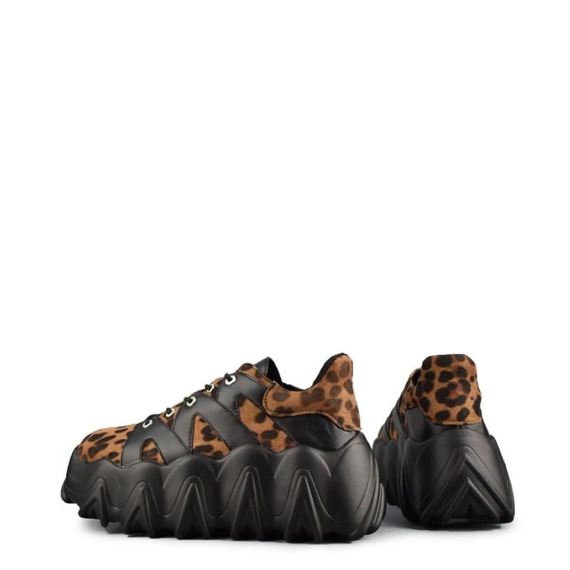 Koi Footwear ND126 Black Koi Footwear - 1