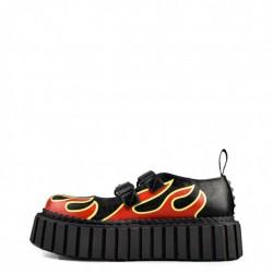 Koi Footwear ND126 Black Koi Footwear - 3