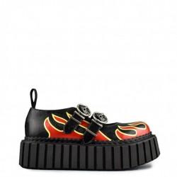 Koi Footwear ND126 Black Koi Footwear - 4