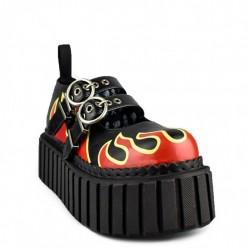Koi Footwear ND95 Black Koi Footwear - 4