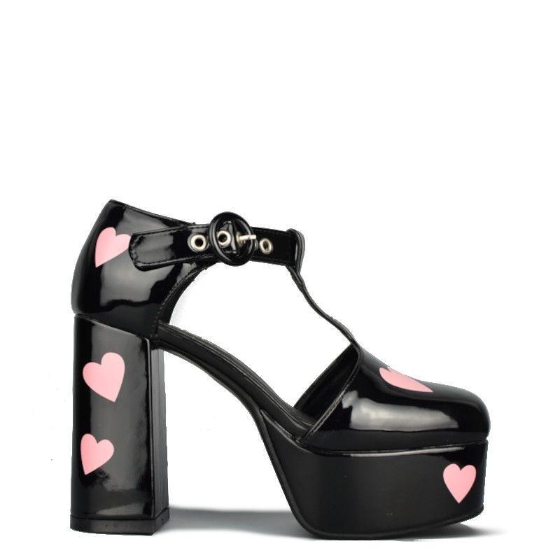 Koi Footwear BF7 Black Koi Footwear - 1