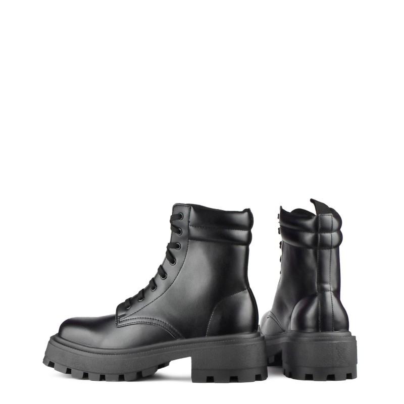Koi Footwear DL19 Black Koi Footwear - 2