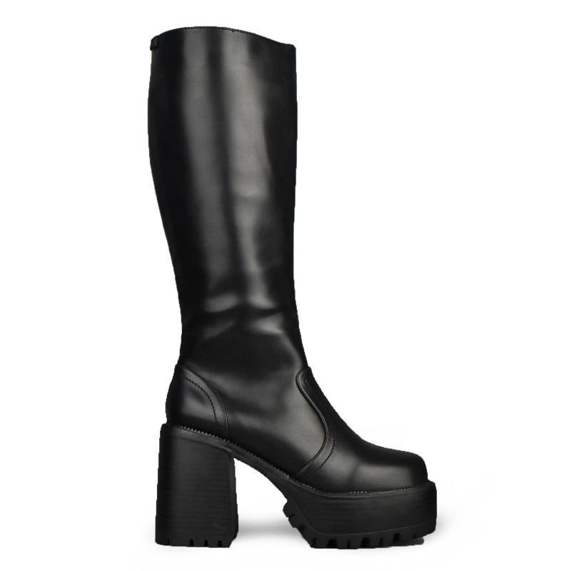 Koi Footwear UZ16 Black Koi Footwear - 1