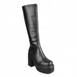 Koi Footwear UZ16 Black Koi Footwear - 3