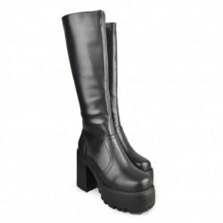 Koi Footwear UZ16 Black Koi Footwear - 4