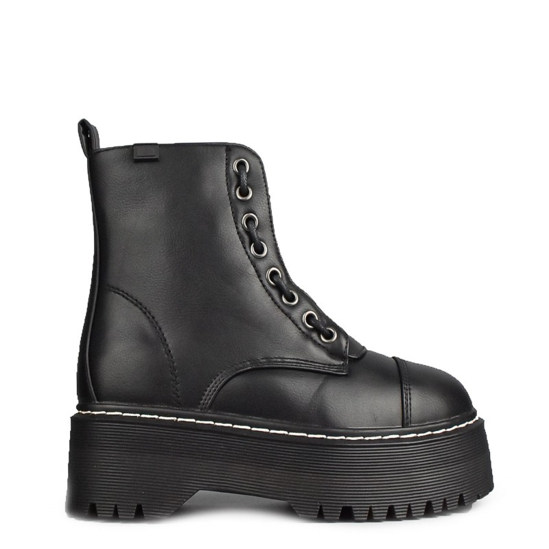 Koi Footwear ND104 Black Koi Footwear - 2