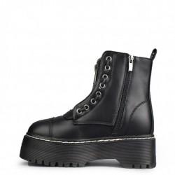 Koi Footwear ND104 Black Koi Footwear - 3