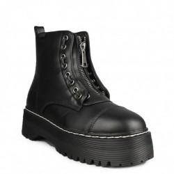 Koi Footwear ND104 Black Koi Footwear - 4