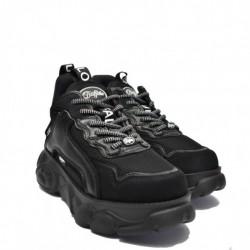 Koi Footwear DL16 Black Koi Footwear - 3