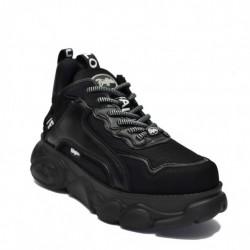 Koi Footwear DL16 Black Koi Footwear - 4