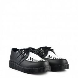 Koi Footwear HVB16 Black Koi Footwear - 3
