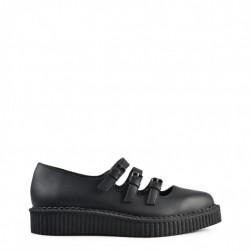Koi Footwear ND35 Black Patent Koi Footwear - 3