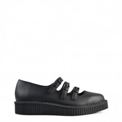 Koi Footwear ND35 Black Patent Koi Footwear - 3