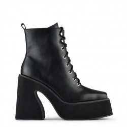 Koi Footwear ZH14 Black/Red Koi Footwear - 2