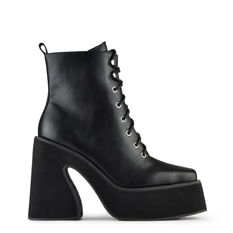 Koi Footwear ZH14 Black/Red Koi Footwear - 2