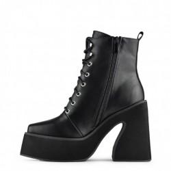 Koi Footwear ZH14 Black/Red Koi Footwear - 3