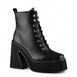 Koi Footwear ZH14 Black/Red Koi Footwear - 4