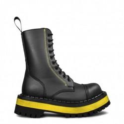 Koi Footwear ND98 Black  - 3