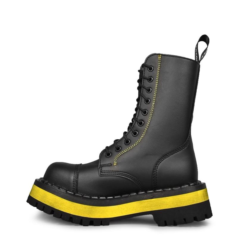 Koi Footwear ND98 Black  - 4