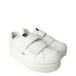 Koi Footwear ND26 Blue Floral Koi Footwear - 1