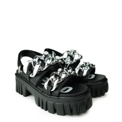 Koi Footwear ND26 Blue Floral Koi Footwear - 3