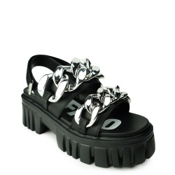Koi Footwear ND26 Blue Floral Koi Footwear - 4