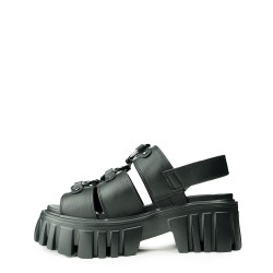 Koi Footwear HVB18 Black Koi Footwear - 4