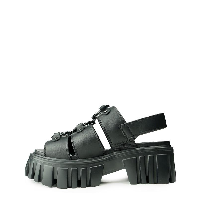 Koi Footwear HVB18 Black Koi Footwear - 4