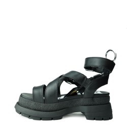 Koi Footwear BA3 Black  - 1