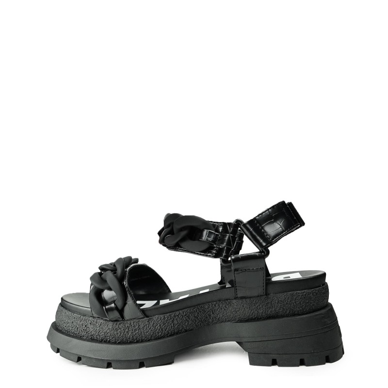 Koi Footwear HVB 5 Black Koi Footwear - 2