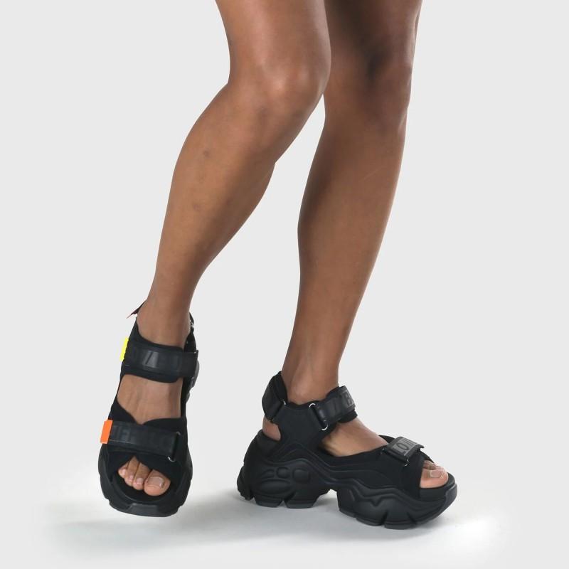 Koi Footwear ND26 Purple Hologram