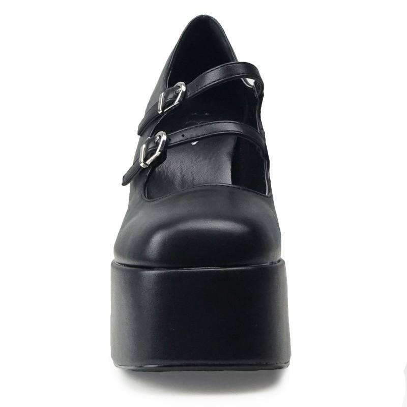 Koi Footwear ND35 Black/White Print